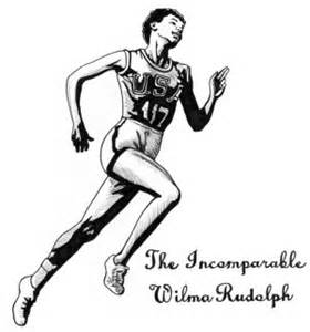 believed mother wilma rudolph inspiration