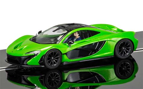mclaren mp4 12c green scalextric slot car shop road cars