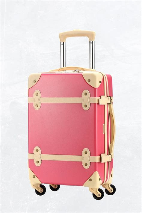 gorgeous suitcases pink luggage 8 gorgeous pink suitcases the travel gear reviews