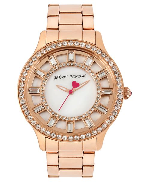 betsey johnson stainless steel in