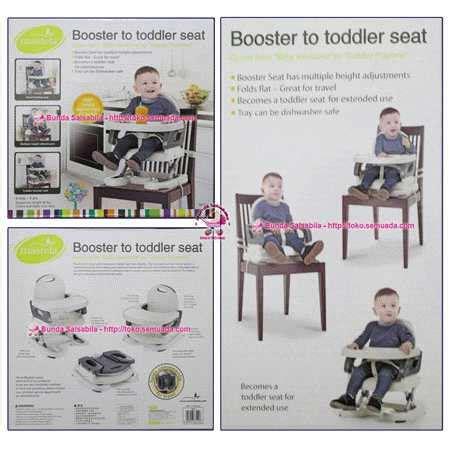 Mastela Folding Booster To Toddler Seat Kursi Makan Bayi Balita Mpasi 24 jual kursi makan bayi mastela booster to toddler set silver ibuhamil