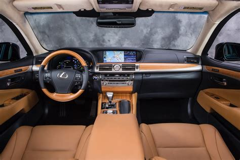 Interior Ls by Lexus Plans Fuel Cell Powered Ls Luxury Saloon For 2017