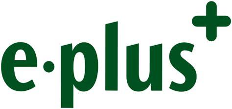 Ls Plus Logo by 507 000 Neukunden E Plus Gruppe Legt Positive Quartalszahlen Vor