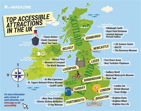 top attractions map popular 275 list tourist attractions map