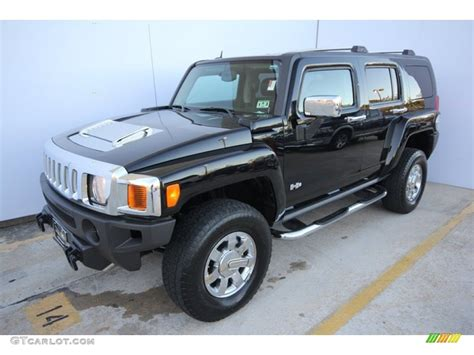 black 2010 hummer h3 alpha exterior photo 60350996