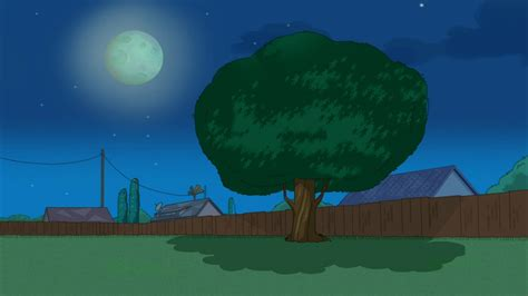 Phineas And Ferb Backyard by Image Empty Backyard As Shown At Jpg Phineas And
