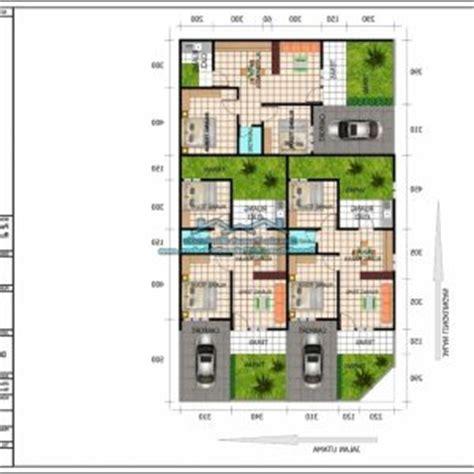 biaya membuat rumah ukuran 8x12 denah rumah 3 kamar tidur 1 mushola dalam rumah terbaru