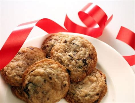 Choco Mede Ina Cookies gluten free chocolate pecan surprises the 12 days of cookies cleveland