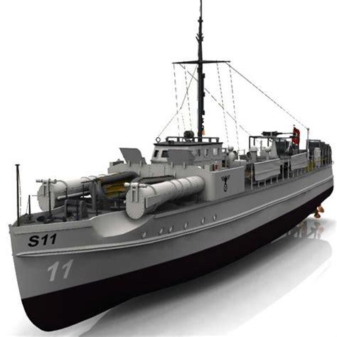 Portside view of E-boat. | PT Boats, & E-boats | Pinterest ... E Boats
