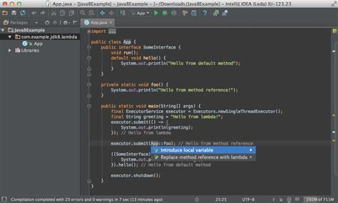android java 8 intellij idea 12 is available for intellij idea
