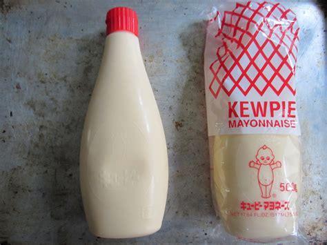 kewpie mayo uses kewpie mayonnaise burnt my fingers
