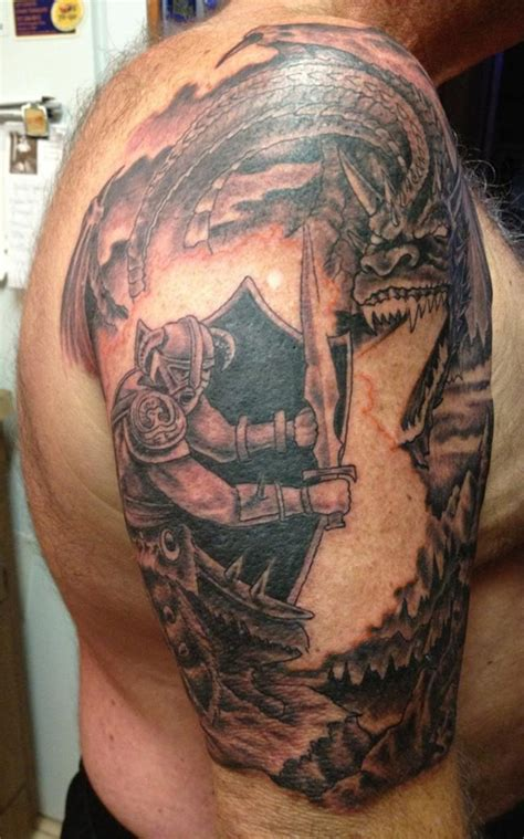 skyrim tattoo turns reader s boss into rpg hero kotaku