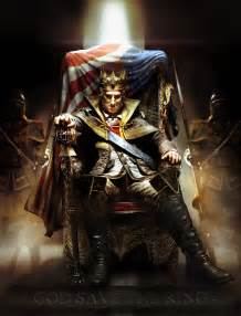 Your mission assassinate the evil king george washington wired