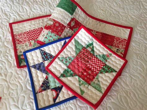 Small Quilting Projects by Small Quilts And Quilted Projects Parade A Quilting