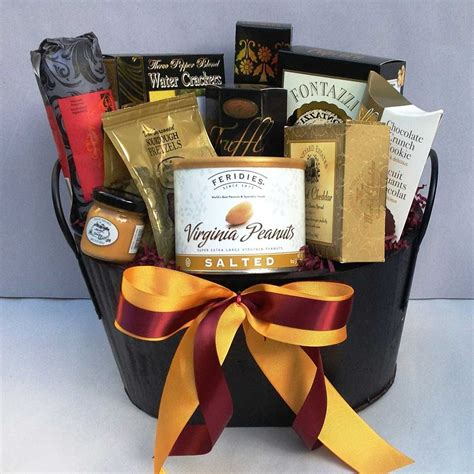 Win The Official Grammy Gift Basket by Grammy Gift Basket The Last Crumb Gift Baskets