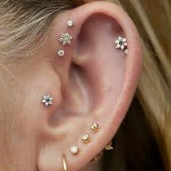 cartilage earrings cartilage studs tragus cartilage earrings