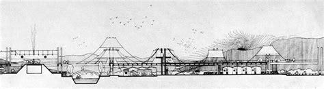 Japanese House Plans agricultural city 1960 kisho kurokawa archeyes