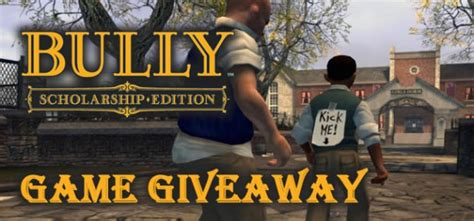 Scholarship Giveaway - game giveaway bully scholarship edition x6 get beta keys