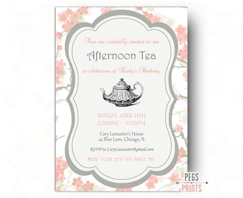 mad hatters tea party invites gallery party invitations ideas