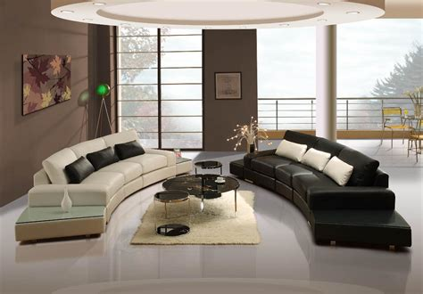 stylish living room furniture elegant modern furniture design home designer