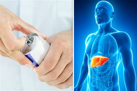 energy drink liver turns yellow and gets hepatitis after