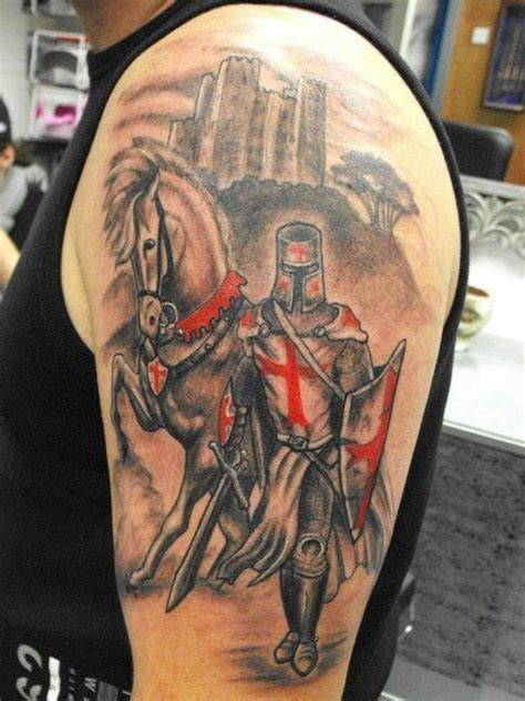 saint george tattoo designs george images