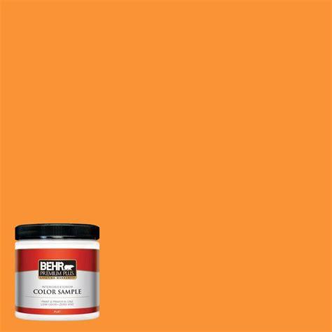 behr paint colors orange behr premium plus 5 gal p220 6 bergamot orange flat