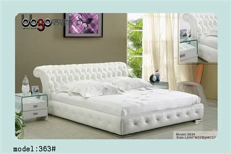 crystal bedroom furniture china crystal button leather bedroom furniture 363