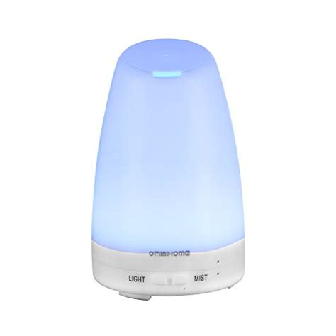 Mesin Aroma Therapi Diffuser 120 Ml ominihome essential diffuser 120ml portable cool mist ultrasonic aroma humidifiers for