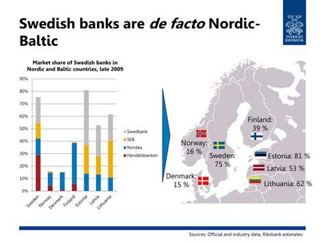 swedish banks ppt the swedish economy and monetary policy nbp warsaw