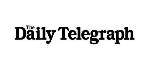 the daily telegraph logo opf consulting