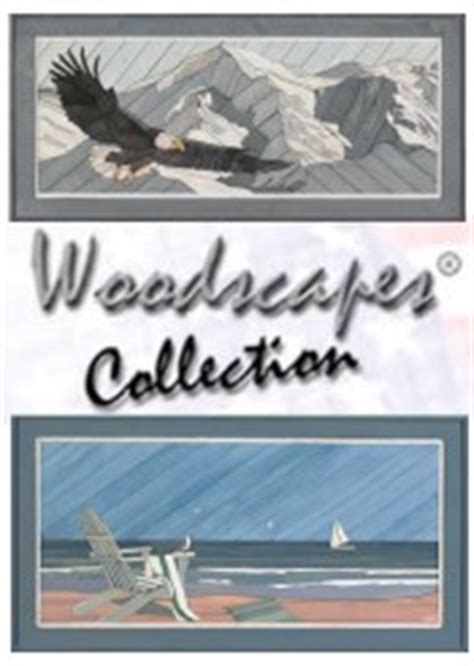 paint  numbers woodscapes art kits