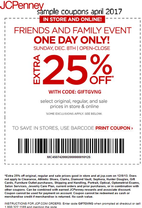 jcp printable coupons april 2014 printable coupons 2018 jcpenney coupons