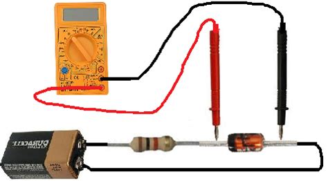 how to check a zener diode with digital multimeter 2 answers how to find 5 1 voltage zenor diode