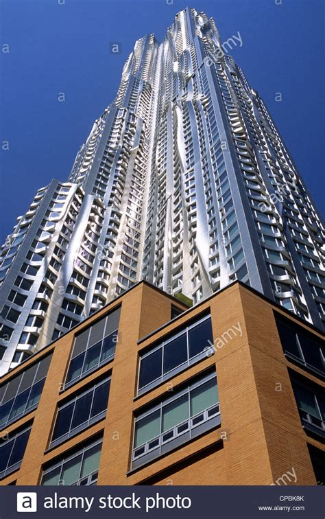 frank gehry 8 spruce building beekman tower new