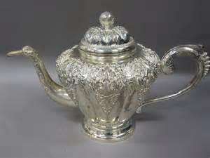 File:71-66-A , Presentation Silver, Teapot, Indonesian (5168936989 ... Silver