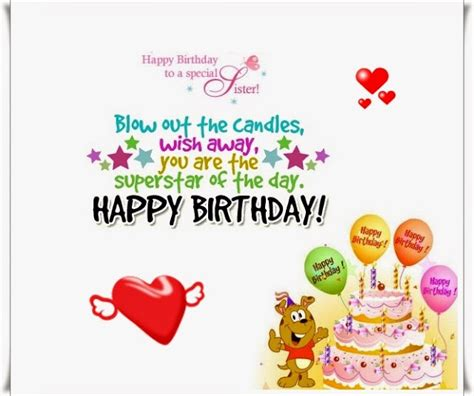 Happy Birthday Wishes For Cousin Happy Birthday Cousin Sister Wishes Poems And Quotes