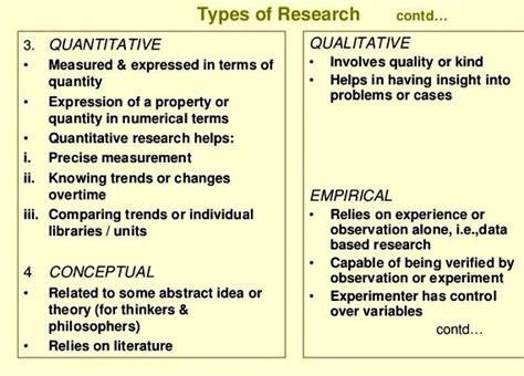 Types Of Research Papers by Types Of Research Methods In Thesis Writing