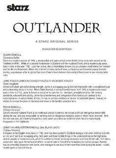 1000+ images about Outlander on Pinterest | Outlander