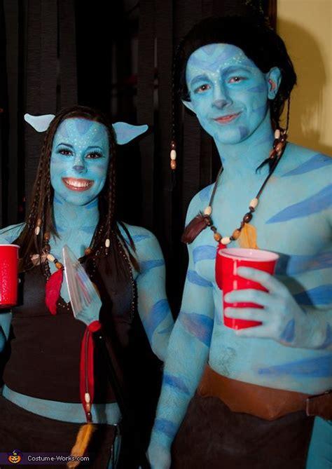 homemade avatar costumes