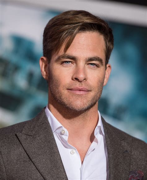 Chris Pine Hairstyle by Chris Pine Hairstyles Hd Pictures