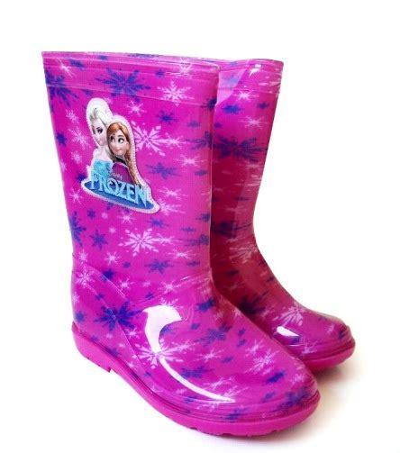 Sepatu Boots Frozen jaket anak lucu toko bunda