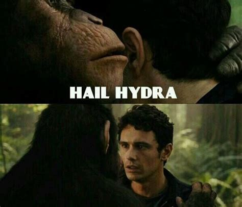 Winter Soldier Meme - marvel at this winter soldier inspired meme hail hydra