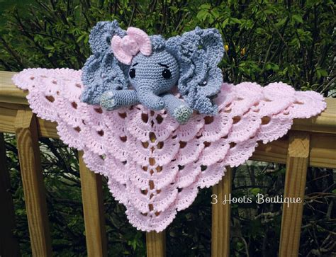 Josefina And Jeffery Elephant Rug Crochet Pattern Html by Oooo So Much Cuteness From 3 Hoots Boutique
