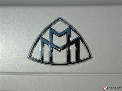 luxury car emblems motoring the maybach 57 s status exemplified