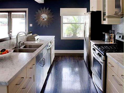 Dark Blue Kitchen by Furniture Decoration Ideas Kitchen Cabinets Blue Paint