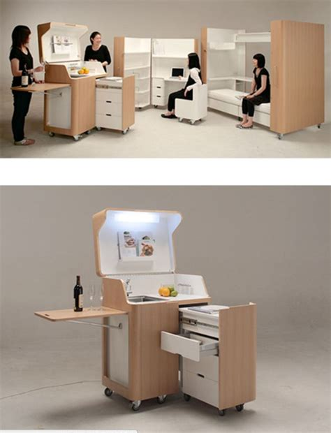 multi purpose home spaces 13 exles of multifunctional furniture that not only save space but it