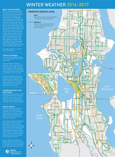seattles best katipunan map sdot a vibrant seattle through transportation