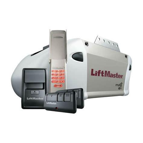 liftmaster  garage door opener  hp chain drive wo