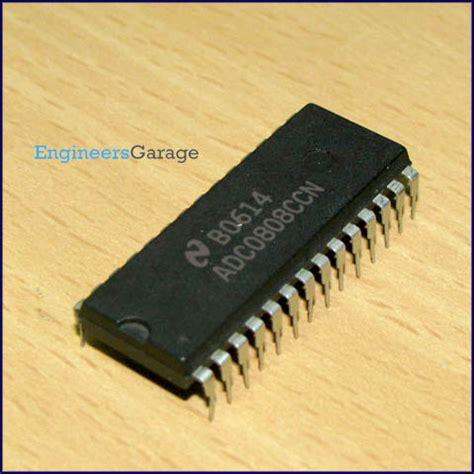adc ic datasheet adc pin configuration